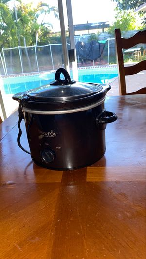 Crock-Pot: the Original Slow Cooker for Sale in Miami, FL