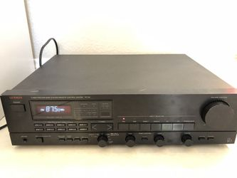 Vintage Luxman TP-114 Tuner / Preamplifier / Receiver for Sale in Las Vegas,  NV