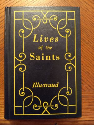Lives of the Saints (illustrated) for Sale in Rogers, MN