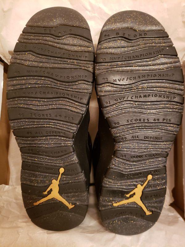 Air Jordan 10 Retro 'NYC'