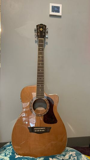 Acoustic Electric Washburn Guitar for Sale in Shepherdstown, WV