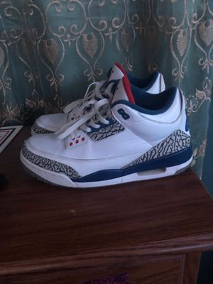 tru blue 3s size 9.5 for Sale in Kensington, MD