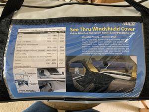 ADCO RV windshield cover. for Sale in Clinton, WA