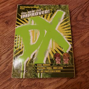 WWE DX DVD Set for Sale in Woodburn, OR