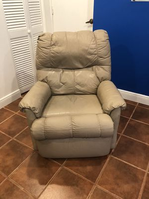 Recliner chair for Sale in Plantation, FL