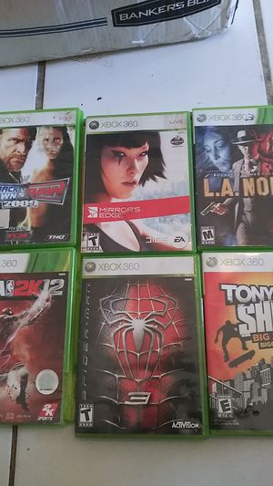 Xbox 360 games for Sale in Princeton, FL