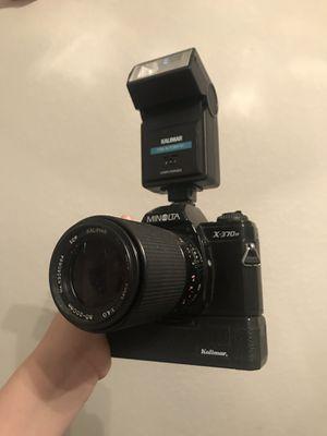 Minolta Film Camera for Sale in Pflugerville, TX