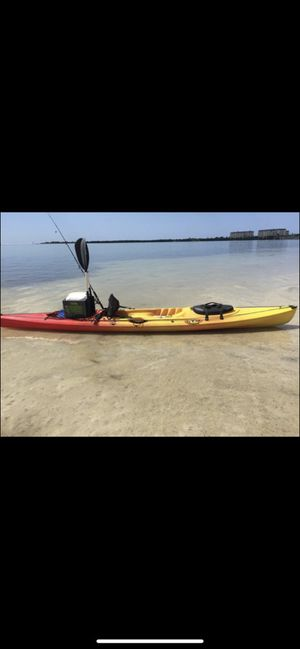 Fishing kayak for Sale in Seminole, FL