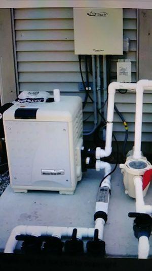 1hp pool pump motor replacement for Sale in Tampa, FL