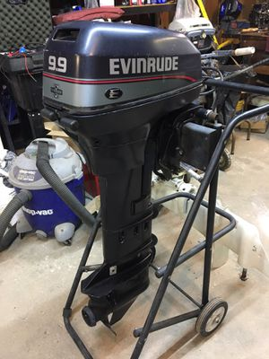 1996 Evinrude LS ES Remote 9.9 for Sale in Brownsburg, IN
