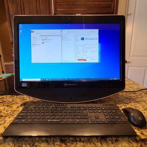 """Gateway 23"""" All-in-One Touchscreen Desktop PC, Intel Core i3 3.1Ghz, 120GB SSD, Wi-Fi, Webcam, Win10, DVD-RW, Wireless Keyboard & Mouse for Sale in Chandler, AZ"""