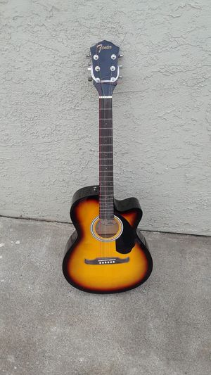 Fender Acoustic Guitar for Sale in Richmond, CA