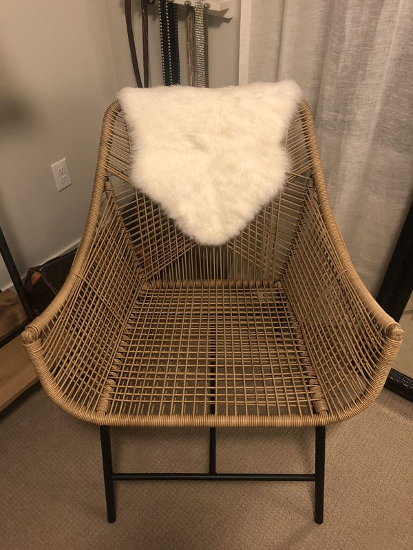 Urban Outfitters Lana Woven Chair