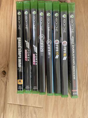 GTA V, Forza, FIFA, PES for Sale in Redmond, WA