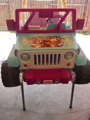 Electric Frozen Car for Sale in Ontario, CA