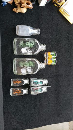 Antique glass bottles for Sale in Temple City, CA