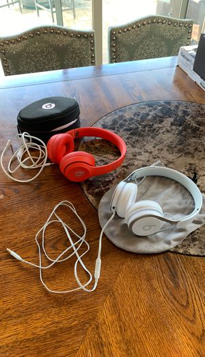 Beats By Dre for Sale in Wilsonville, OR