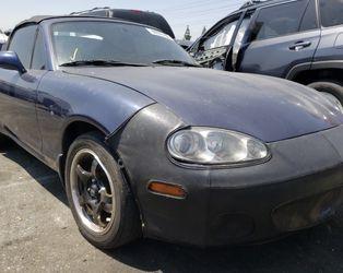Mazda Miata Part out for Sale in Sacramento,  CA