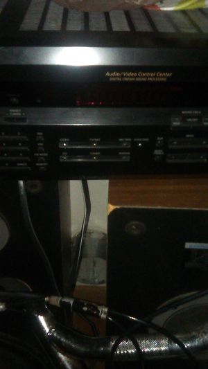 12in pioneer speakers with Sony receiver pick up only for Sale in Columbus, OH