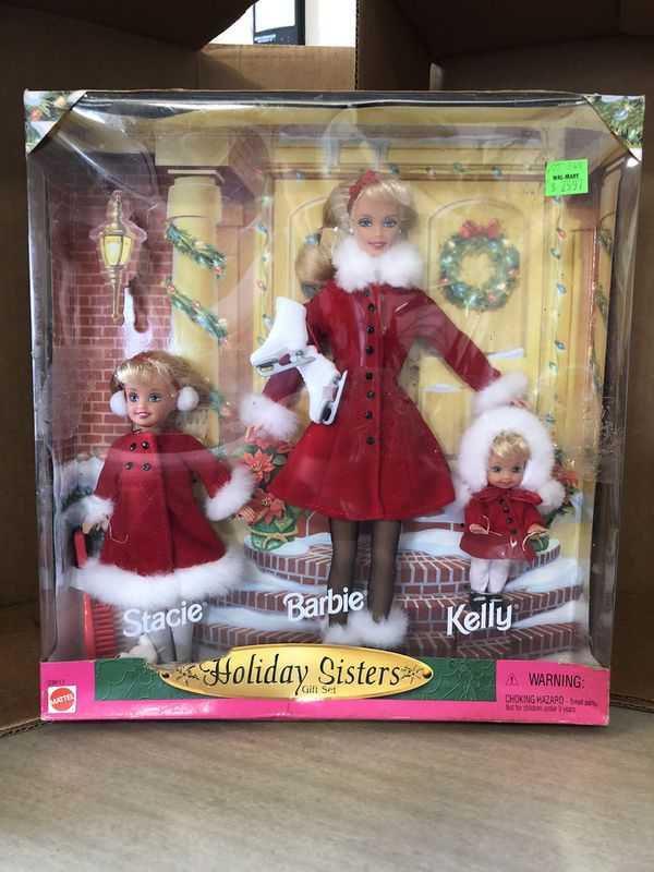 Barbie Holiday Sisters 1999
