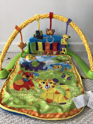 Baby piano play mat for Sale in Boyds, MD