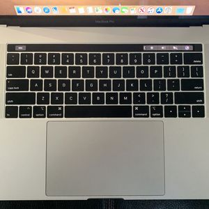 MacBook Pro 15 Touch Bar Space gray for Sale in Orlando, FL