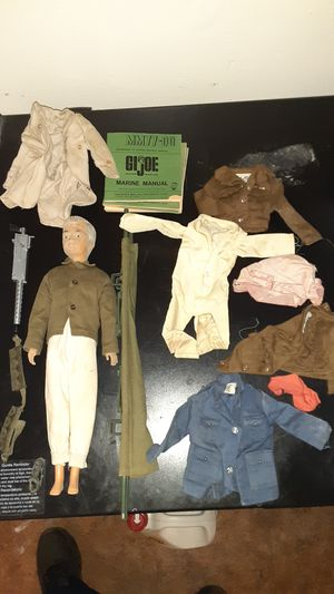 GI Joe action figure with clothes for Sale in Philadelphia, PA