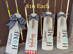 Decorative holiday door hangers for Sale in Gilbert, AZ