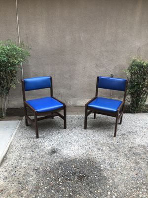 Two chairs for $25 for Sale in Fresno, CA