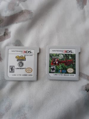 Nintendo 3ds games for Sale in Dinuba, CA
