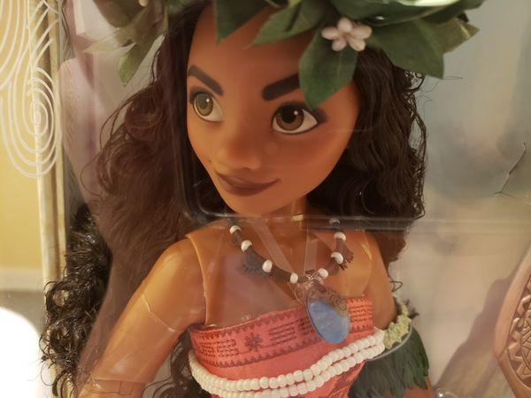 "Disney Limited Edition 17"" Moana Doll"
