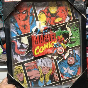 Marvel Comics Picture Frame for Sale in Santa Maria, CA