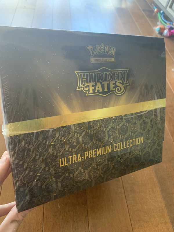 Hidden Fates Ultra Premium Collection - SEALED POKEMON
