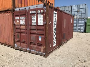 20ft container. for Sale in Dallas, TX