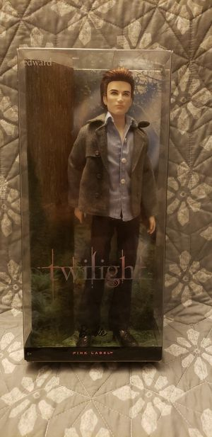 Twilight Edward collection doll for Sale in Herndon, VA