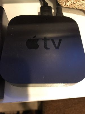 Two second generation apple TV ( jailbroken) for Sale in Cary, NC