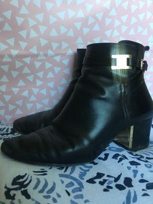 Black Michael Kors Ankle Boots: size 7 for Sale in Denver, CO