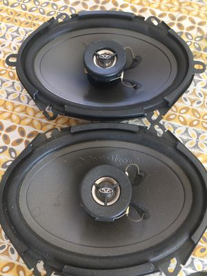 Rockford fosgate 5 x 7 speakers frc 3257 120 w for Sale in Antioch, CA