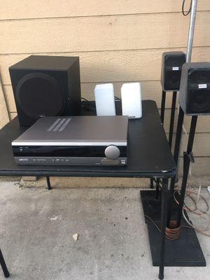 Polk Audio - receiver, subwoofer, speakers for Sale in El Monte, CA