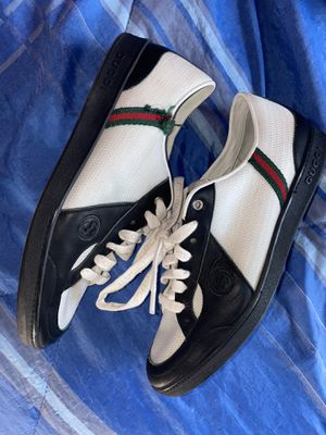 Gucci shoes size 10.5 85$$ for Sale in Norfolk, VA