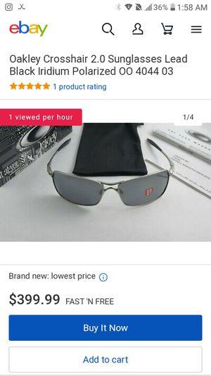 Crosshair 2.0 Oakleys for Sale in Fort Worth, TX