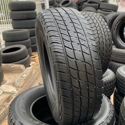 Set of used tires 235/70R16 Cooper for only $160 The price includes installation and balance, ask for any size you need for Sale in Pico Rivera,  CA