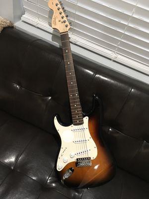 Squier Standard Left-handed Guitar for Sale in Hialeah, FL