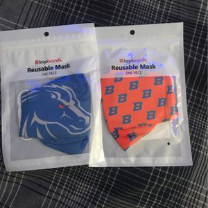 Boise State Light Breathable Mask for Sale in Boise, ID