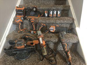 Power Tools Rigid Brand for Sale in Zephyrhills, FL