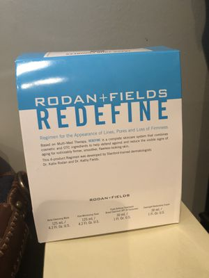 Rodan and Fields Redefine - New in Box for Sale in Columbus, OH