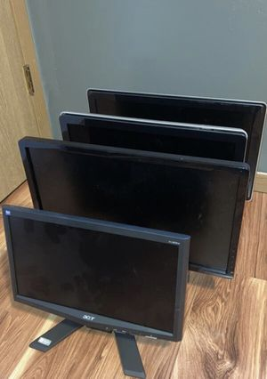 Computer Monitors ($20 each) for Sale in Neenah, WI