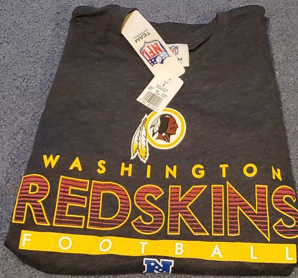 Washington Redskins NFL Apparel TShirt New with Tags