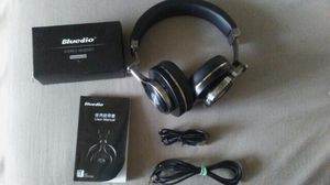 Bluedio T3 Bluetooth headphones for Sale in Payson, AZ