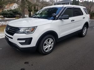 2017 Ford Explorer Police Interceptor AWD for Sale in Lynnfield, MA